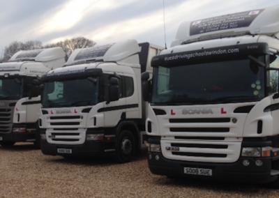 All trucks